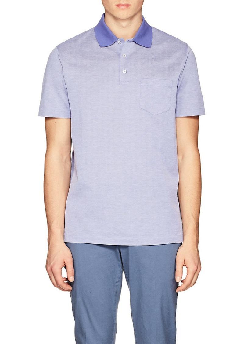 5231da83bf26 Ralph Lauren Ralph Lauren Purple Label Men s Piqué Cotton Polo Shirt ...