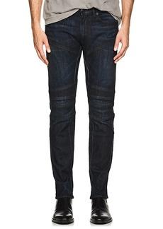 Ralph Lauren Purple Label Men's Skinny Moto Jeans