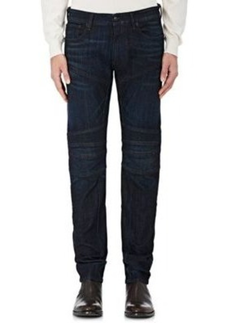c2f3ca91a Ralph Lauren Ralph Lauren Purple Label Men's Slim Moto Jeans Now $279.00
