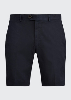 Ralph Lauren Purple Label Men's Solid Chino Shorts