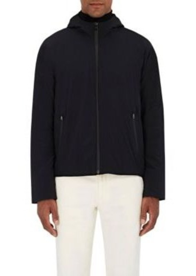Ralph Lauren Purple Label Men's Taffeta Hooded Jacket