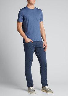 Ralph Lauren Purple Label Men's Washed T-Shirt with Pocket