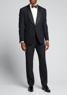 Ralph Lauren Purple Label Men's Wool Shawl-Lapel Tuxedo