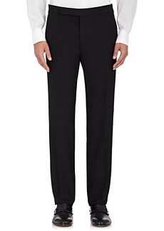 Ralph Lauren Purple Label Men's Wool Tuxedo Trousers