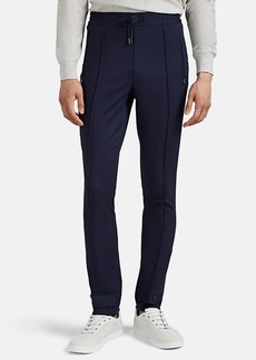 Ralph Lauren Purple Label Men's Wool Twill Drawstring Pants