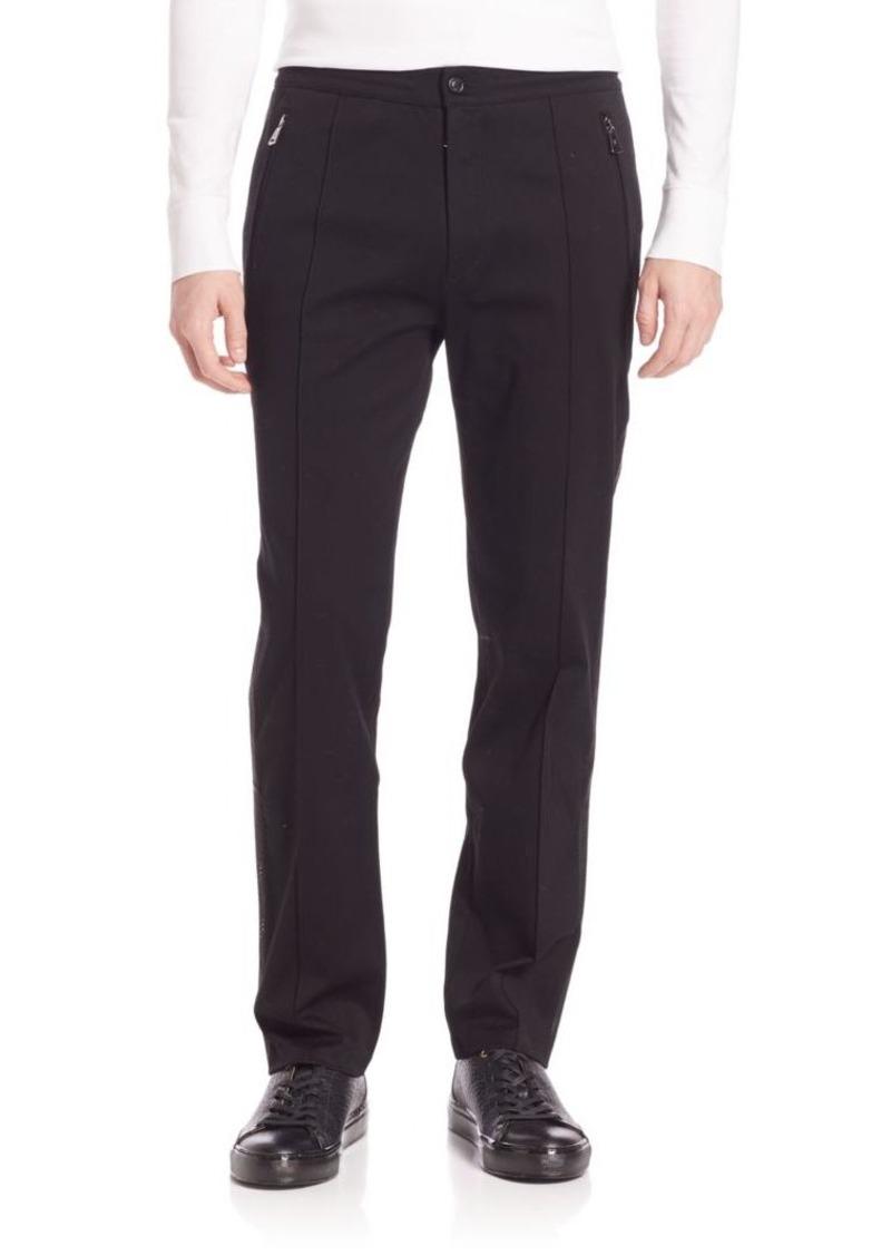 Ralph Lauren Purple Label Pintuck Pants