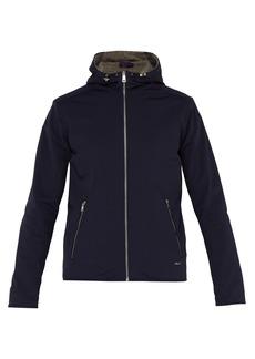 Ralph Lauren Purple Label RLX hooded zip jacket