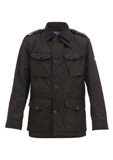 Ralph Lauren Purple Label Wrexham shell field jacket
