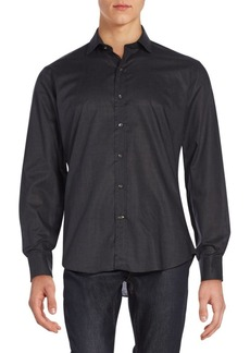 Ralph Lauren Regular-Fit Cotton Sportshirt