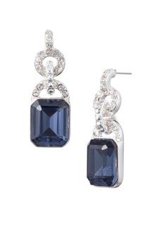 Ralph Lauren Rhinestone Drop Earrings