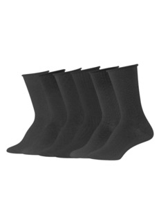 Ralph Lauren Set of Six Textured Socks