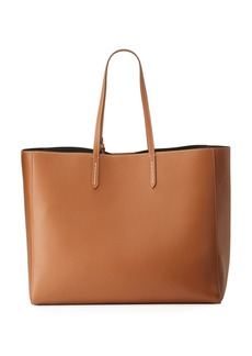 Ralph Lauren Smooth Leather Tote Bag