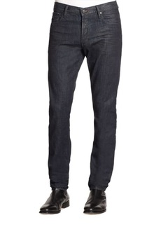 Ralph Lauren Straight-Fit Monza-Wash Jeans