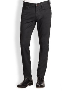 Ralph Lauren Straight-Fit Panther Stretch Jeans