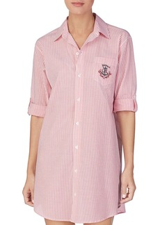Ralph Lauren Striped Sleepshirt