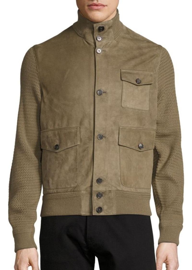cc63e2dd78ef SALE! Ralph Lauren Ralph Lauren Suede Skeet Jacket