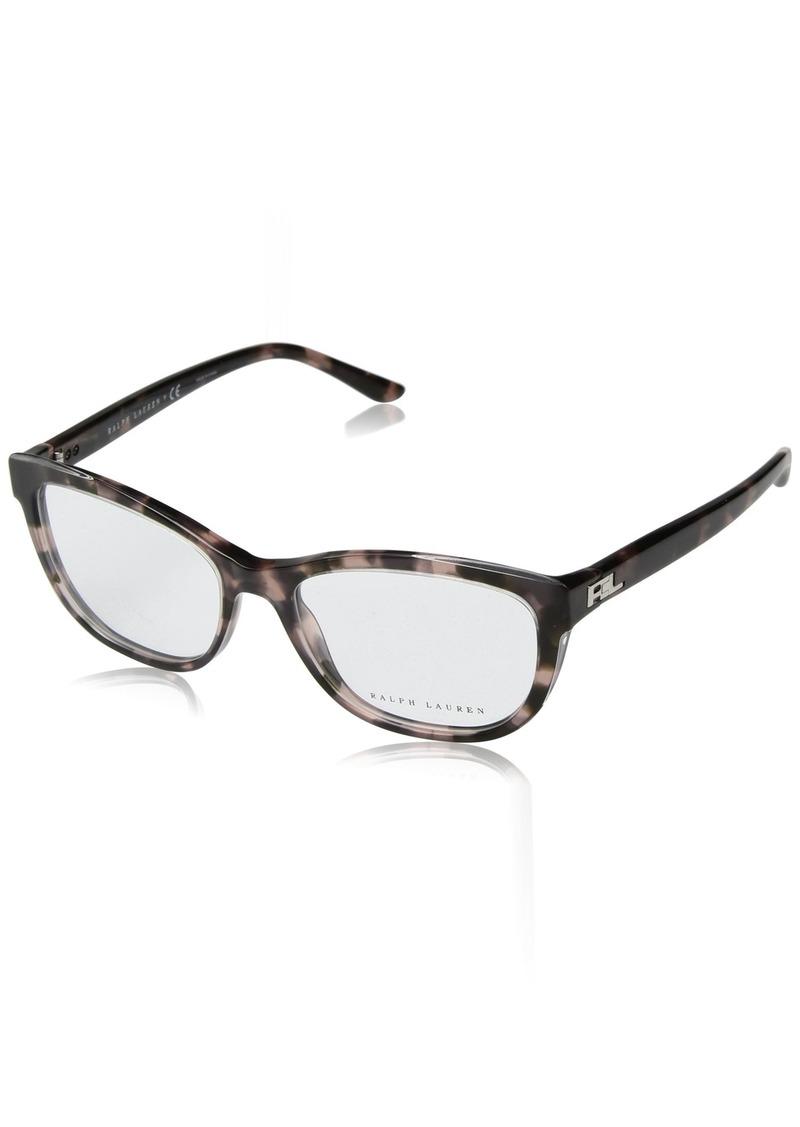 Ralph Lauren Women's RL6170 Cat Eye Sunglasses  54 mm