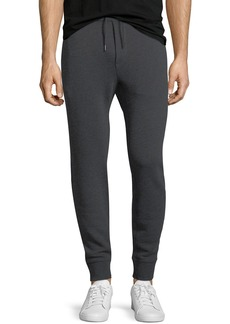 Ralph Lauren Tapered-Leg Cotton-Blend Sweatpants