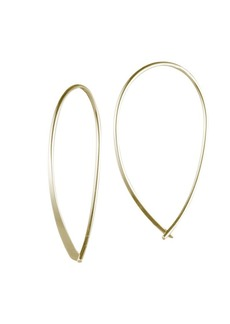 Ralph Lauren Teardrop-Shaped Earrings