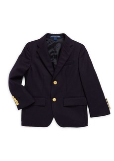 Ralph Lauren Toddler's & Little Boy's Lessona Blazer