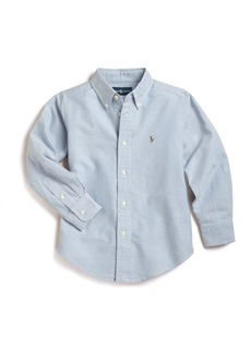 Ralph Lauren Toddler's & Little Boy's Oxford Shirt