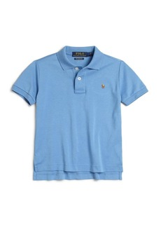 Ralph Lauren Toddler's & Little Boy's Pima Cotton Polo Shirt
