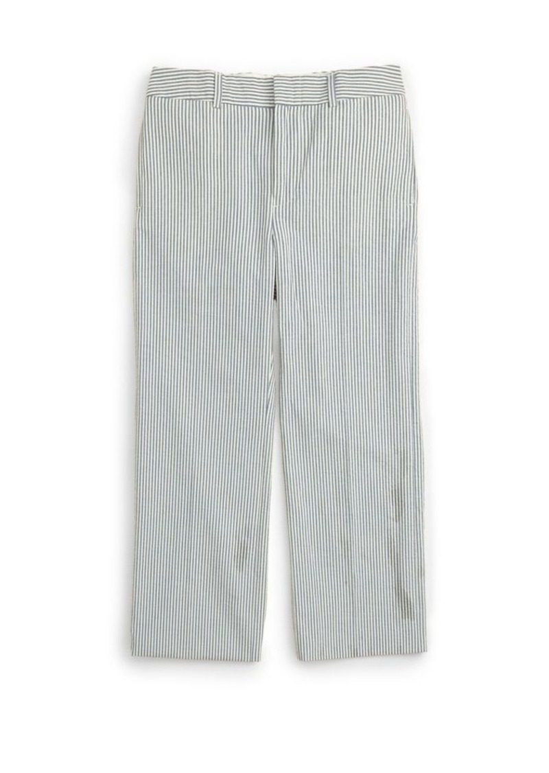 Ralph Lauren Toddler's & Little Boy's Woodsman Seersucker Pants