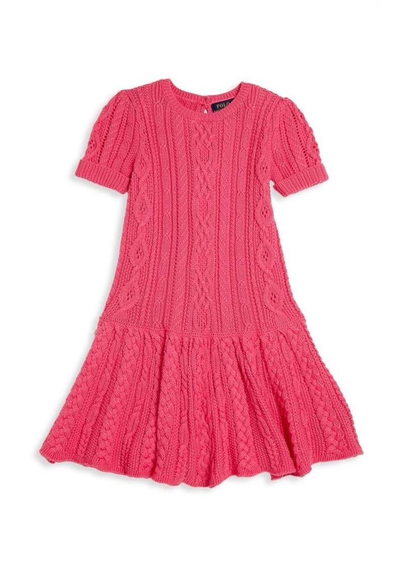 5a4cfab6e0 Ralph Lauren Ralph Lauren Toddler s   Little Girl s Sweet Drop-Waist ...