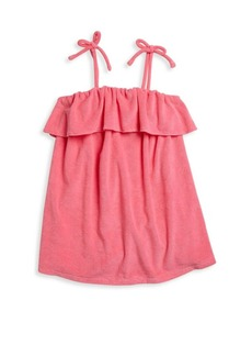 Ralph Lauren Toddlers and Little Girls Cover-Up Dress