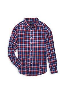 Ralph Lauren Toddler's, Little Boy's & Boy's Checkered Cotton Button-Down Shirt