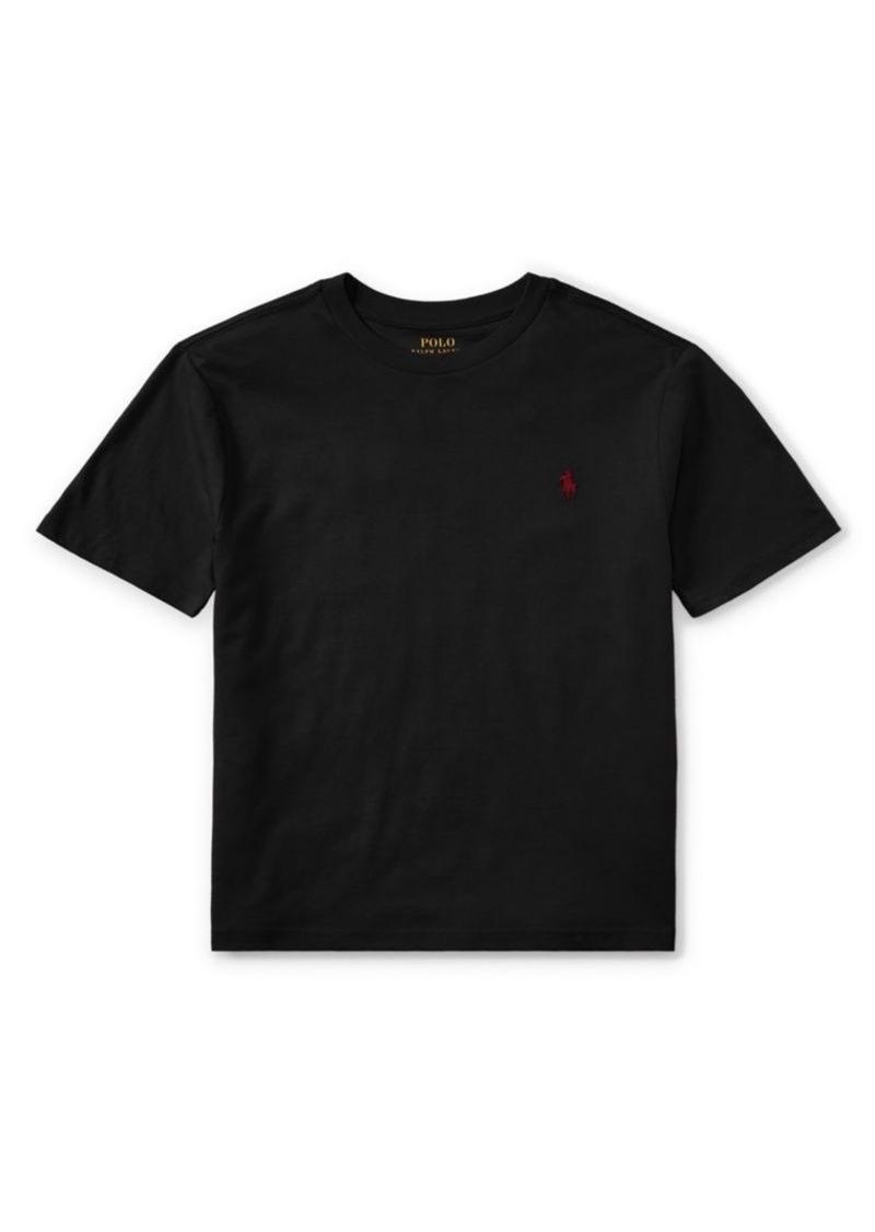 Ralph Lauren Little Boy's & Boy's Cotton Jersey Crewneck T-Shirt