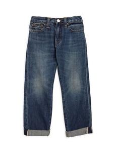 Ralph Lauren Toddler's, Little Boy's & Boy's Finn Wash Sullivan Cotton Jeans