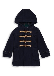 Ralph Lauren Toddler's, Little Boy's & Boy's Hooded Toggle Coat