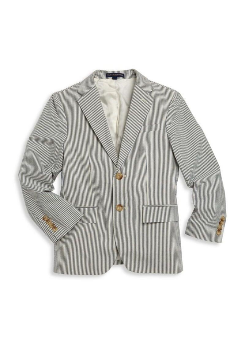 Ralph Lauren Toddler's, Little Boy's & Boy's Seersucker Jacket