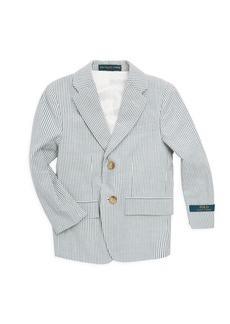 Ralph Lauren Toddler's, Little Boy's & Boy's Seersucker Sport Coat