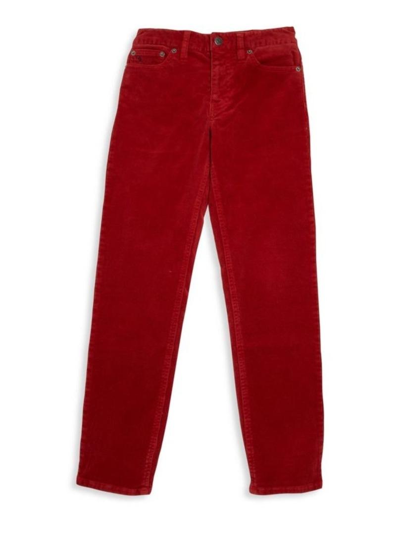 Ralph Lauren Toddler's, Little Boy's & Boy's Slim-Fit Corduroy Pants