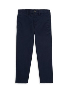 Ralph Lauren Little Boy's & Boy's Slim Fit Cotton Chino Pants