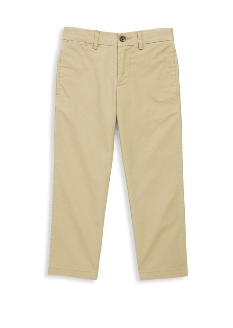 Ralph Lauren Little Boy's & Boy's Slim-Fit Cotton Chinos