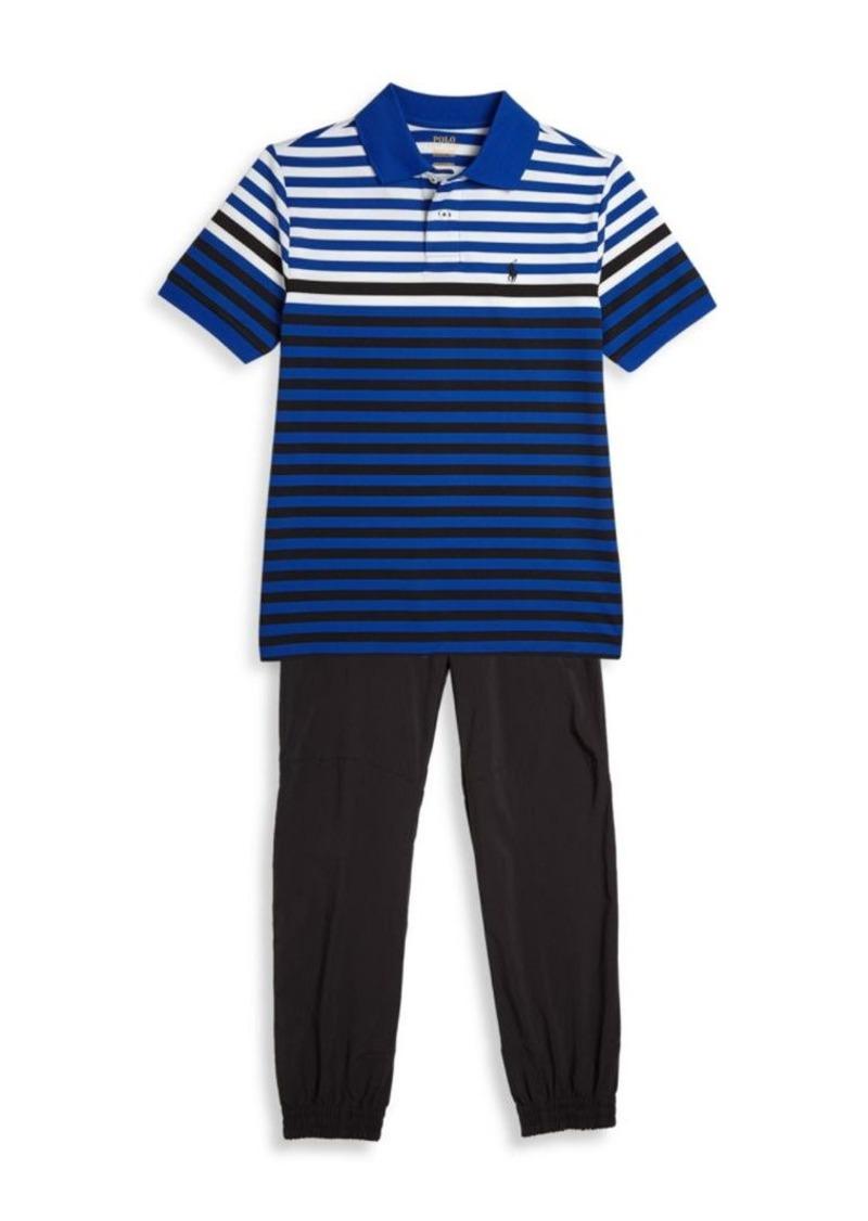 Ralph Lauren Toddlers, Little Boys & Boys Striped Polo
