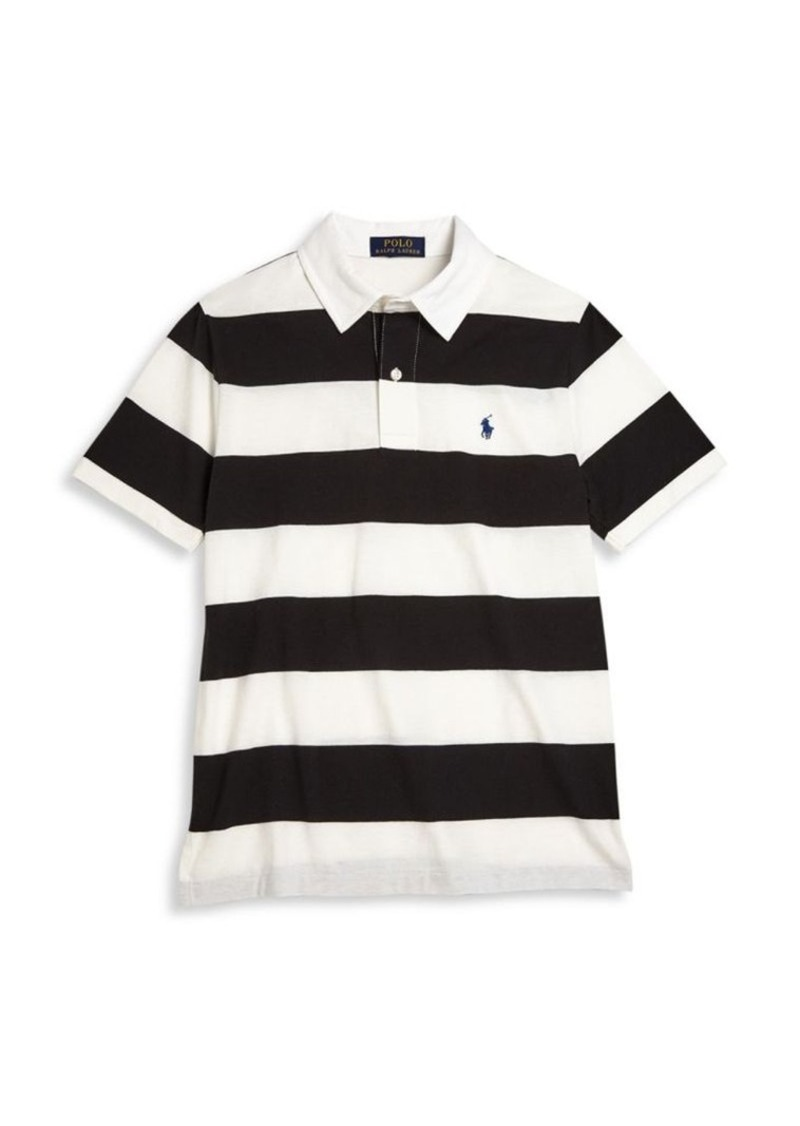 Ralph Lauren Toddlers, Little Boys. and Boys Striped Polo