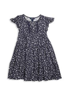 Ralph Lauren Toddler's, Little Girl's & Girl's Floral Dress