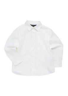 Ralph Lauren Toddler's, Little Girl's & Girl's Oxford Shirt