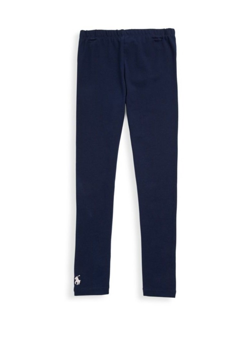 Ralph Lauren Little Girl's & Girl's Skinny Leggings