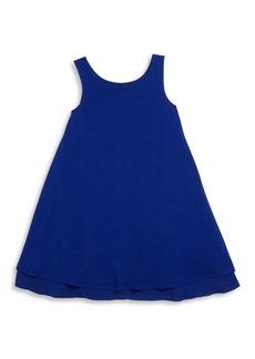 Ralph Lauren Toddler's, Little Girl's & Girl's Tiered A-Line Dress