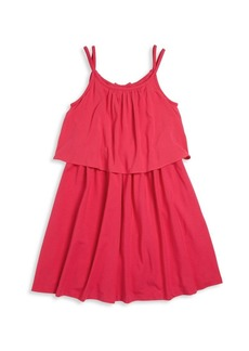 Ralph Lauren Toddlers, Little Girls and Girls Double-Layer Dress
