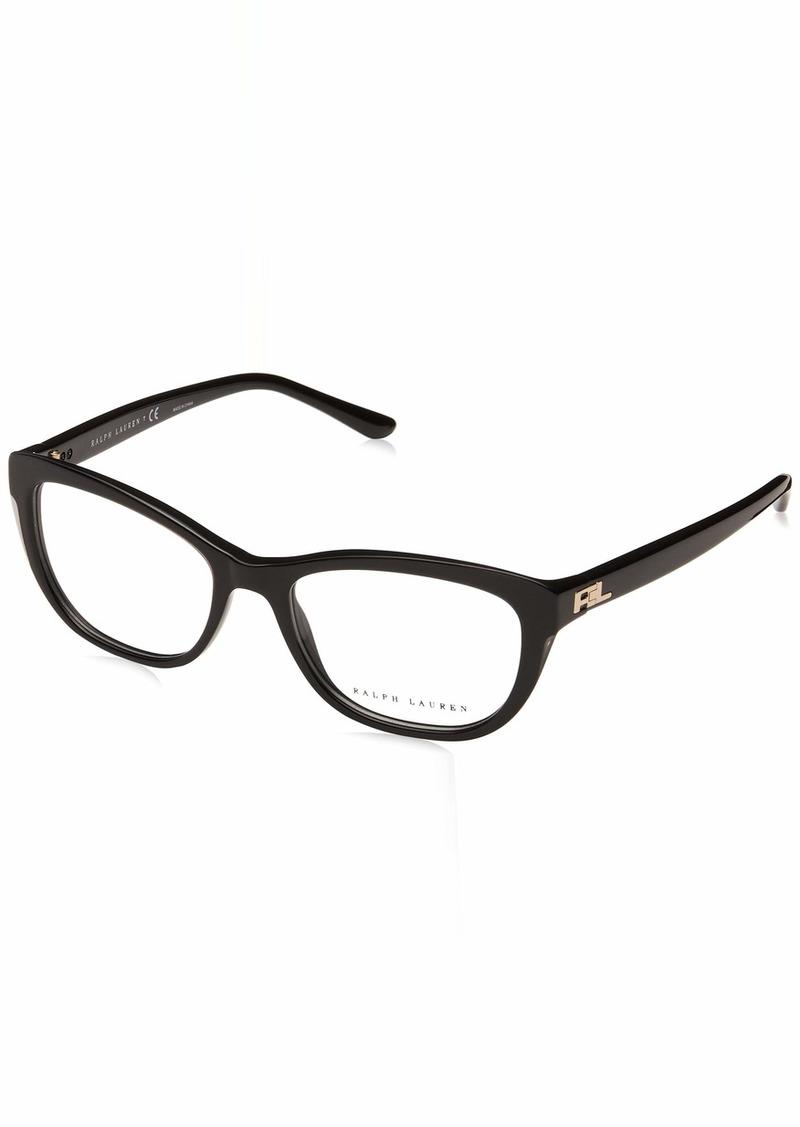 Ralph Lauren Women's RL6170 Cat Eye Sunglasses  52 mm