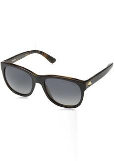 Ralph Lauren Women's RL8141 Square Sunglasses