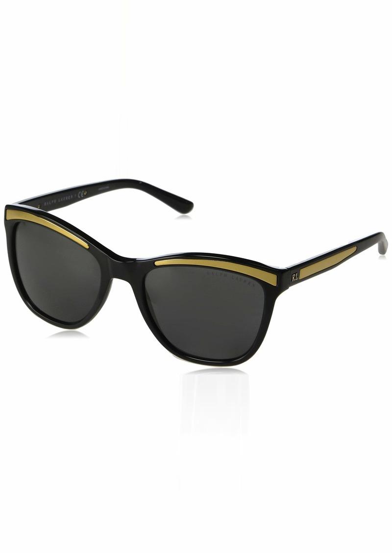 Ralph Lauren Women's RL8150 Square Sunglasses  56 mm