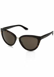 Ralph Lauren Women's RL8167 Cat Eye Sunglasses