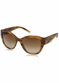 Ralph Lauren Men's RL8163 Square Sunglasses